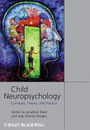 Pdf Child Neuropsychology Telecharger