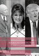 Republican Orators from Eisenhower to Trump Pdf/ePub eBook
