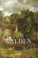 Walden, ou A vida nos bosques Pdf/ePub eBook