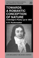 Towards a Romantic Conception of Nature
