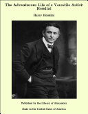 The Adventurous Life of a Versatile Artist: Houdini [Pdf/ePub] eBook