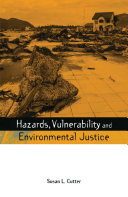 Hazards Vulnerability and Environmental Justice