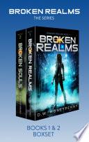 The Broken Realms Series  Books 1   2