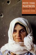Pity the Nation: Lebanon at War [Pdf/ePub] eBook