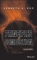 Principles of Combustion Book