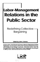 Labor Management Relations In The Public Sector