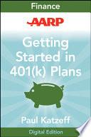 AARP Getting Started in Rebuilding Your 401(k) Account