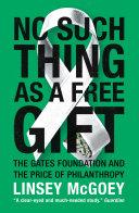 No Such Thing as a Free Gift Pdf/ePub eBook
