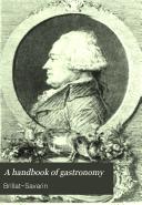 A Handbook of Gastronomy