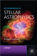 Pdf An Introduction to Stellar Astrophysics Telecharger