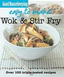 Good Housekeeping Easy To Make  Wok   Stir Fry
