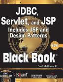 Jdbc  Servlets  And Jsp Black Book  New Edition  With Cd