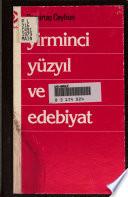 Yirminci yüzyıl ve edebiyat