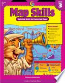 Map Skills, Gr. 3, eBook