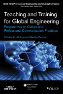 Teaching and Training for Global Engineering: Perspectives ...