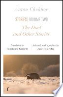 The Duel and Other Stories  riverrun editions