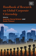 Handbook of Research on Global Corporate Citizenship