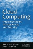 Cloud Computing Pdf/ePub eBook