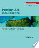 Oxford Handbooks for Language Teachers: Putting CLIL into Practice