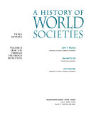A History of World Societies  From 1100 through the French Revolution Book PDF