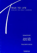 True to Life Elementary Teacher s Book