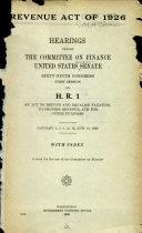 Revenue Act of 1926