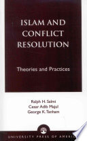 Islam And Conflict Resolution
