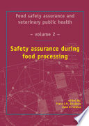 Safety assurance during food processing Book