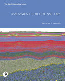 Assessment for Counselors Book