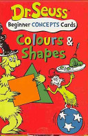 Dr Seuss Flash Cards   Colours and Shapes Book