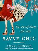 Savvy Chic [Pdf/ePub] eBook