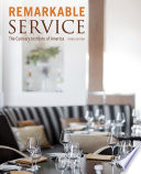 """Remarkable Service"" by The Culinary Institute of America (CIA)"