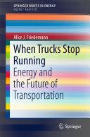 Pdf When Trucks Stop Running