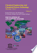 Chemical Engineering and Chemical Process Technology   Volume VI