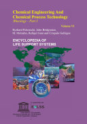 Chemical Engineering and Chemical Process Technology - Volume VI