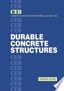 Durable Concrete Structures
