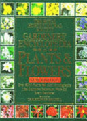 The Royal Horticultural Society Gardeners  Encyclopedia of Plants and Flowers