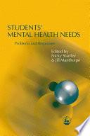 Students  Mental Health Needs