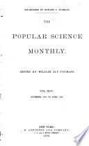 The Popular Science Monthly Book