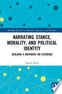 Narrating Stance  Morality  and Political Identity
