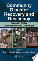 Community Disaster Recovery and Resiliency