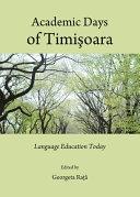 Academic Days of Timişoara