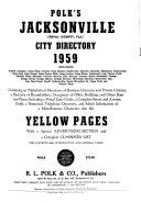 Jacksonville, Fla. City Directory