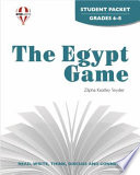 The Egypt Game Student Packet