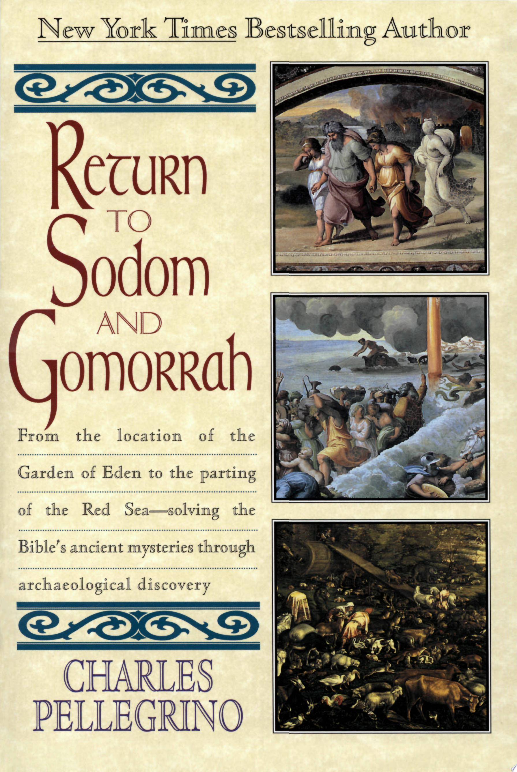 Return to Sodom   Gomorr