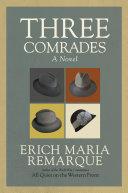 Three Comrades Pdf/ePub eBook