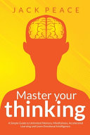 Master Your Thinking Book