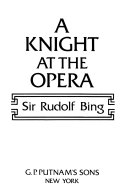 A Knight at the Opera