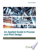 An Applied Guide To Process And Plant Design Book PDF