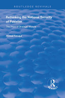 Rethinking the National Security of Pakistan Pdf/ePub eBook